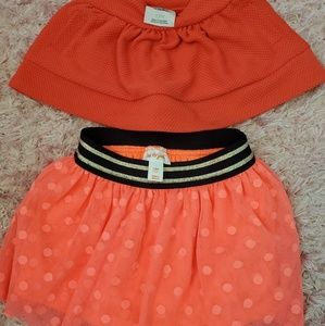 Toddler Skirts